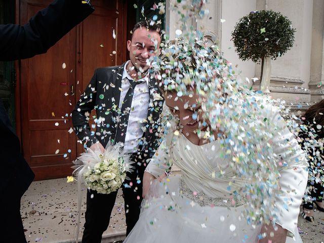 Il matrimonio di Valerio e Alice a Vicenza, Vicenza 27