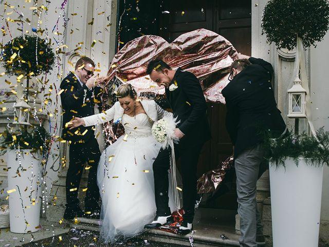 Il matrimonio di Valerio e Alice a Vicenza, Vicenza 28