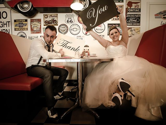 Il matrimonio di Valerio e Alice a Vicenza, Vicenza 40