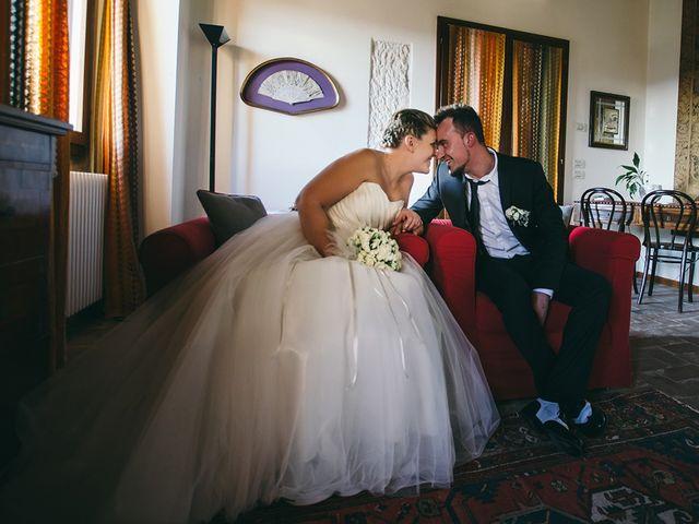 Il matrimonio di Valerio e Alice a Vicenza, Vicenza 50