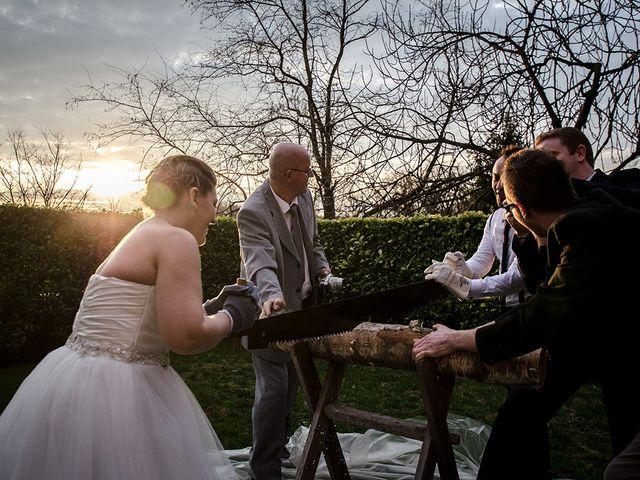 Il matrimonio di Valerio e Alice a Vicenza, Vicenza 51