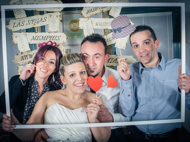 Il matrimonio di Valerio e Alice a Vicenza, Vicenza 54
