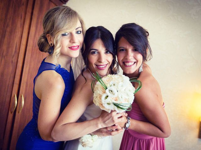 Il matrimonio di Marcello e Ilaria a Costermano, Verona 38