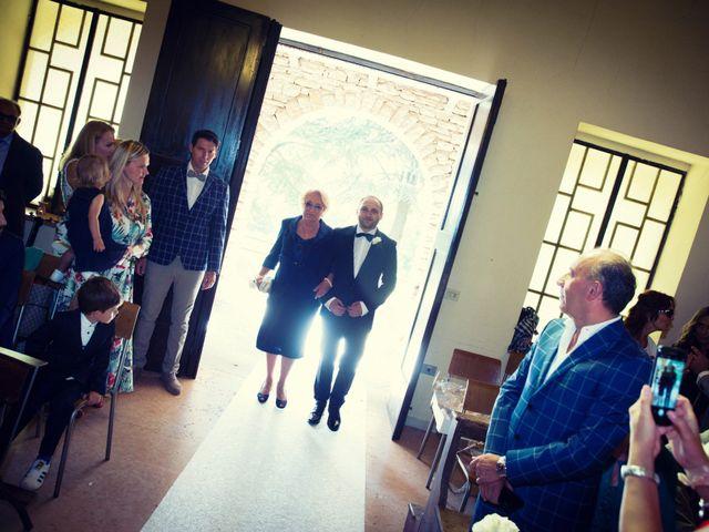 Il matrimonio di Marcello e Ilaria a Costermano, Verona 44