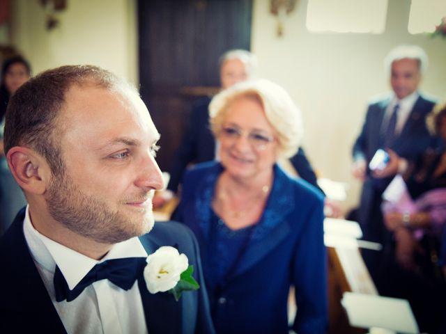 Il matrimonio di Marcello e Ilaria a Costermano, Verona 45