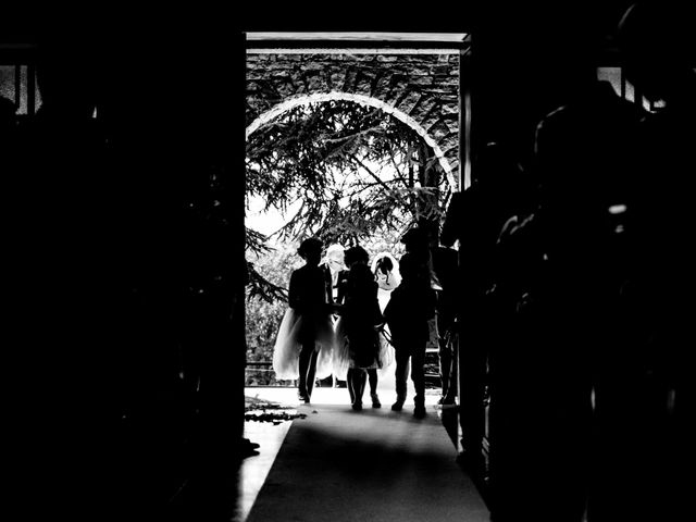 Il matrimonio di Marcello e Ilaria a Costermano, Verona 48