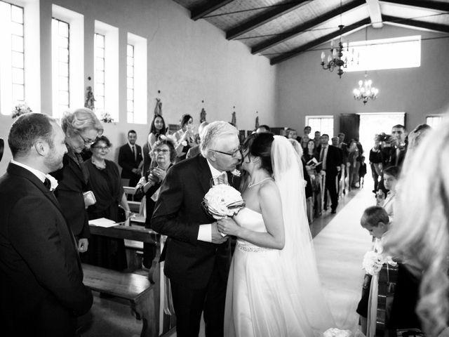 Il matrimonio di Marcello e Ilaria a Costermano, Verona 50