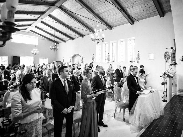 Il matrimonio di Marcello e Ilaria a Costermano, Verona 53
