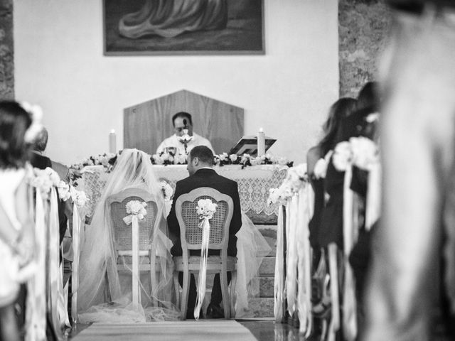Il matrimonio di Marcello e Ilaria a Costermano, Verona 54