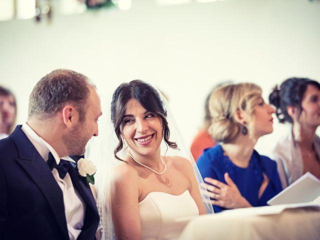 Il matrimonio di Marcello e Ilaria a Costermano, Verona 58