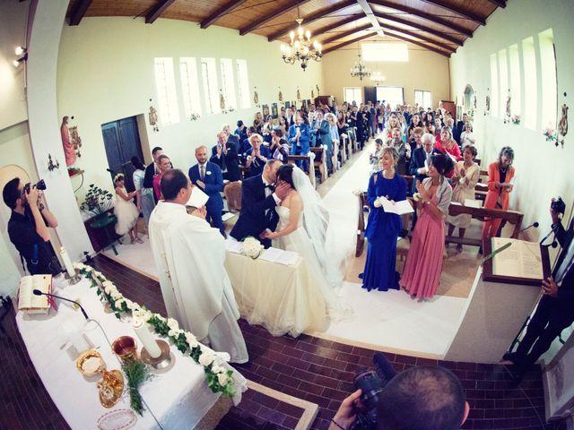 Il matrimonio di Marcello e Ilaria a Costermano, Verona 59