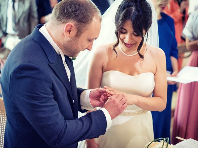 Il matrimonio di Marcello e Ilaria a Costermano, Verona 60