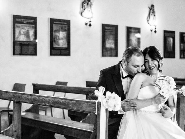 Il matrimonio di Marcello e Ilaria a Costermano, Verona 63