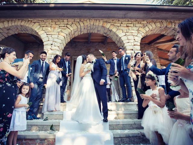 Il matrimonio di Marcello e Ilaria a Costermano, Verona 66