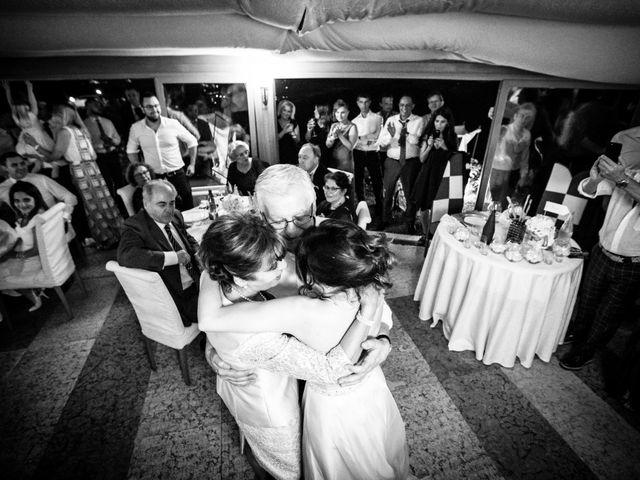 Il matrimonio di Marcello e Ilaria a Costermano, Verona 85