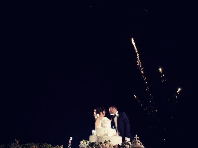 Il matrimonio di Marcello e Ilaria a Costermano, Verona 88