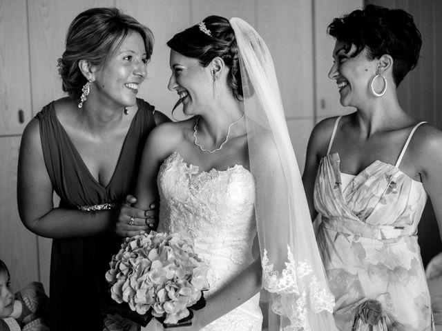 Il matrimonio di Marco e Cristina a Morsano al Tagliamento, Pordenone 11