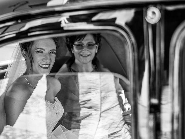 Il matrimonio di Marco e Cristina a Morsano al Tagliamento, Pordenone 15