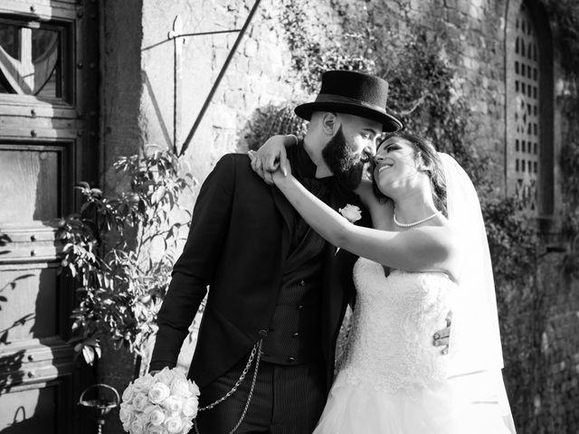 Il matrimonio di Giuseppe e Maria Rosaria a Roma, Roma 1