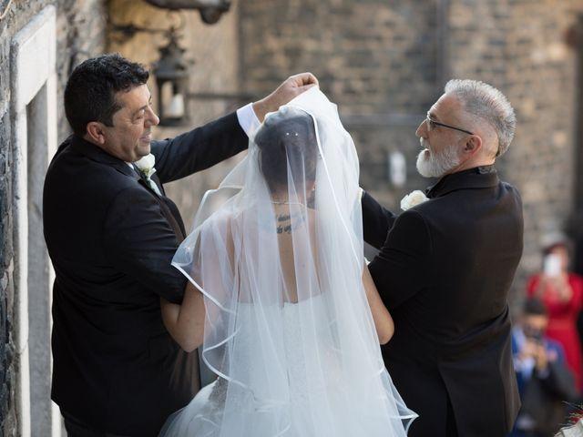 Il matrimonio di Giuseppe e Maria Rosaria a Roma, Roma 8