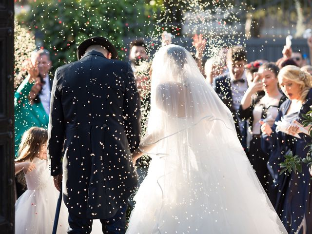 Il matrimonio di Giuseppe e Maria Rosaria a Roma, Roma 9