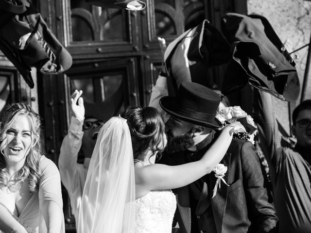 Il matrimonio di Giuseppe e Maria Rosaria a Roma, Roma 10