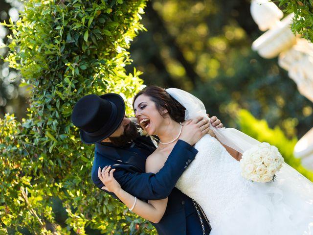 Il matrimonio di Giuseppe e Maria Rosaria a Roma, Roma 11