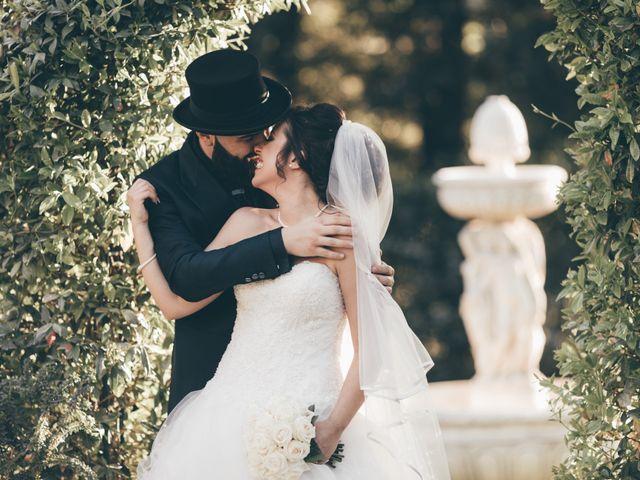 Il matrimonio di Giuseppe e Maria Rosaria a Roma, Roma 12