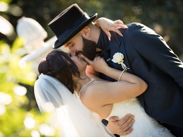 Il matrimonio di Giuseppe e Maria Rosaria a Roma, Roma 14