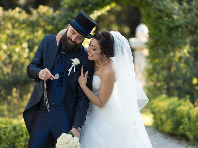 Il matrimonio di Giuseppe e Maria Rosaria a Roma, Roma 15