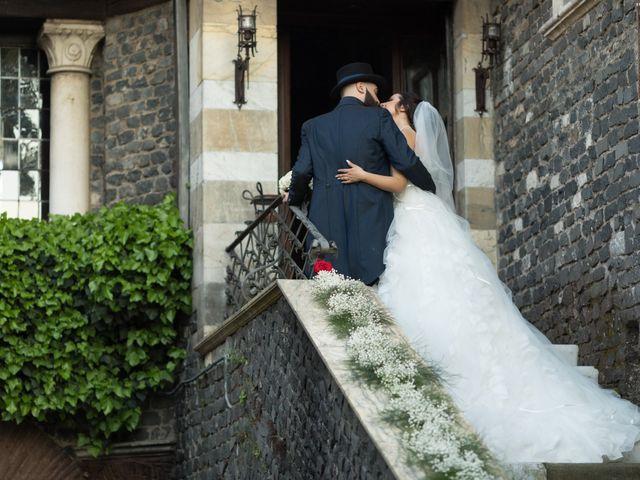 Il matrimonio di Giuseppe e Maria Rosaria a Roma, Roma 17
