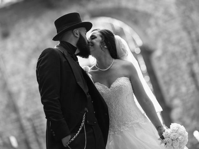 Il matrimonio di Giuseppe e Maria Rosaria a Roma, Roma 19