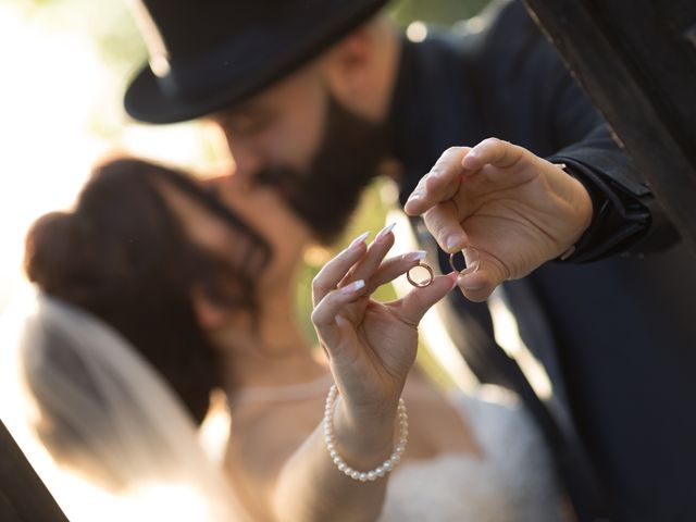 Il matrimonio di Giuseppe e Maria Rosaria a Roma, Roma 20