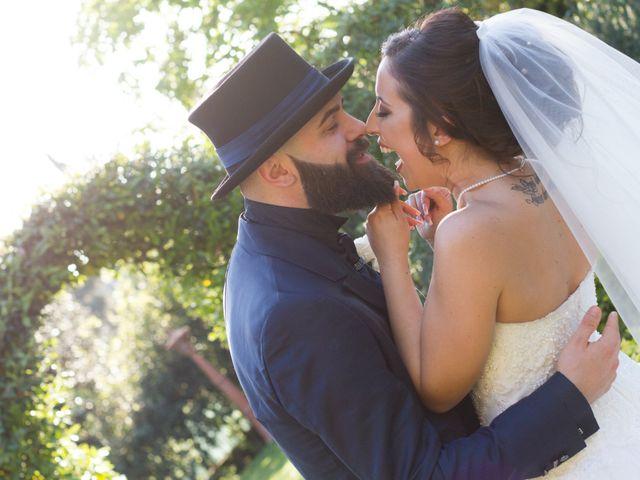 Il matrimonio di Giuseppe e Maria Rosaria a Roma, Roma 38