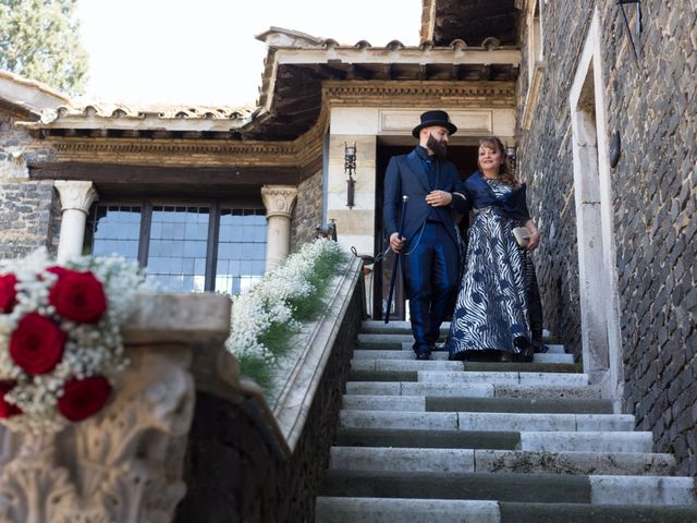 Il matrimonio di Giuseppe e Maria Rosaria a Roma, Roma 48