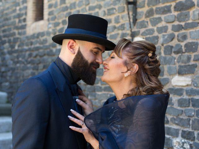 Il matrimonio di Giuseppe e Maria Rosaria a Roma, Roma 49