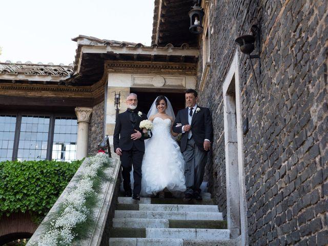 Il matrimonio di Giuseppe e Maria Rosaria a Roma, Roma 66