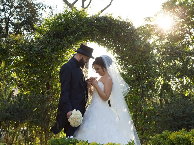 Il matrimonio di Giuseppe e Maria Rosaria a Roma, Roma 72