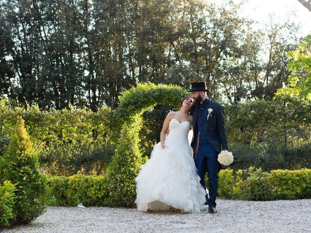 Il matrimonio di Giuseppe e Maria Rosaria a Roma, Roma 74