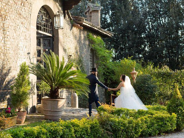 Il matrimonio di Giuseppe e Maria Rosaria a Roma, Roma 75