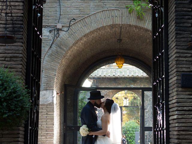 Il matrimonio di Giuseppe e Maria Rosaria a Roma, Roma 85