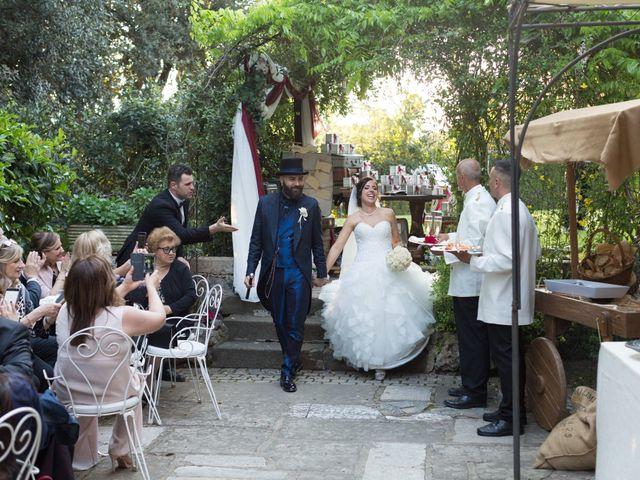 Il matrimonio di Giuseppe e Maria Rosaria a Roma, Roma 87
