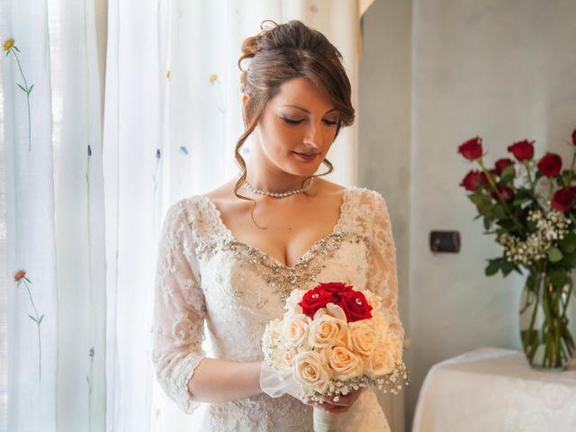 Il matrimonio di Valentina e Luigi a Guidonia Montecelio, Roma 10