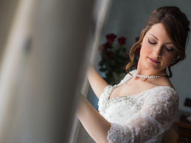 Il matrimonio di Valentina e Luigi a Guidonia Montecelio, Roma 12