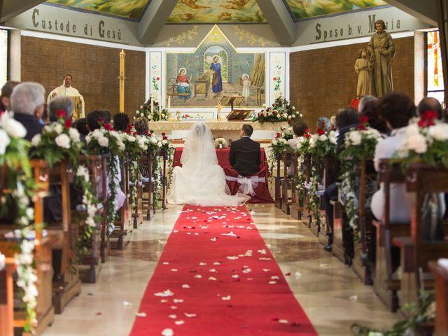 Il matrimonio di Valentina e Luigi a Guidonia Montecelio, Roma 17