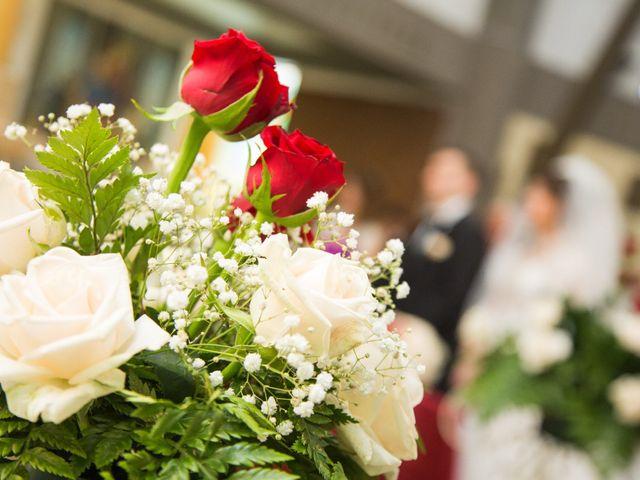 Il matrimonio di Valentina e Luigi a Guidonia Montecelio, Roma 18