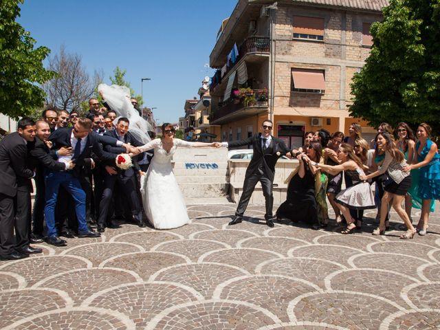 Il matrimonio di Valentina e Luigi a Guidonia Montecelio, Roma 20