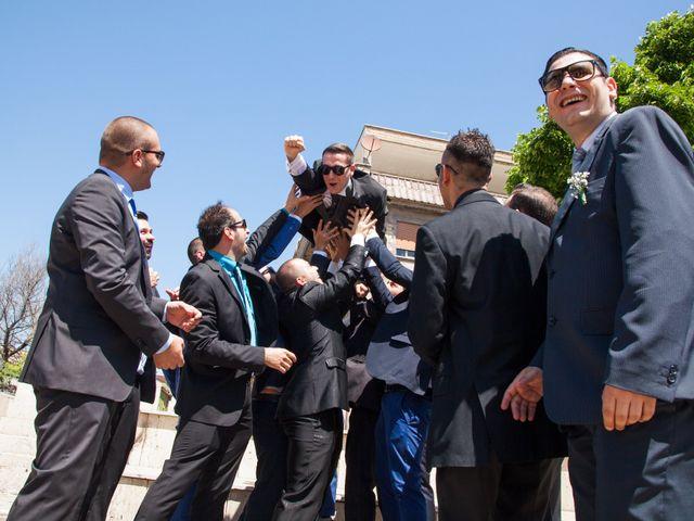 Il matrimonio di Valentina e Luigi a Guidonia Montecelio, Roma 21