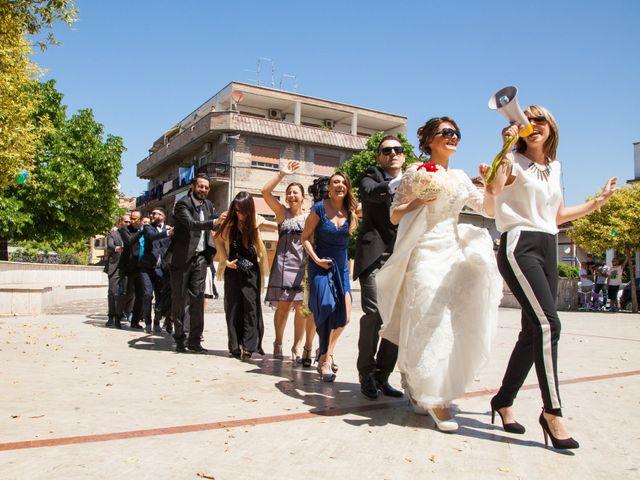 Il matrimonio di Valentina e Luigi a Guidonia Montecelio, Roma 22