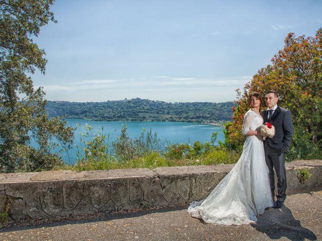 Il matrimonio di Valentina e Luigi a Guidonia Montecelio, Roma 25